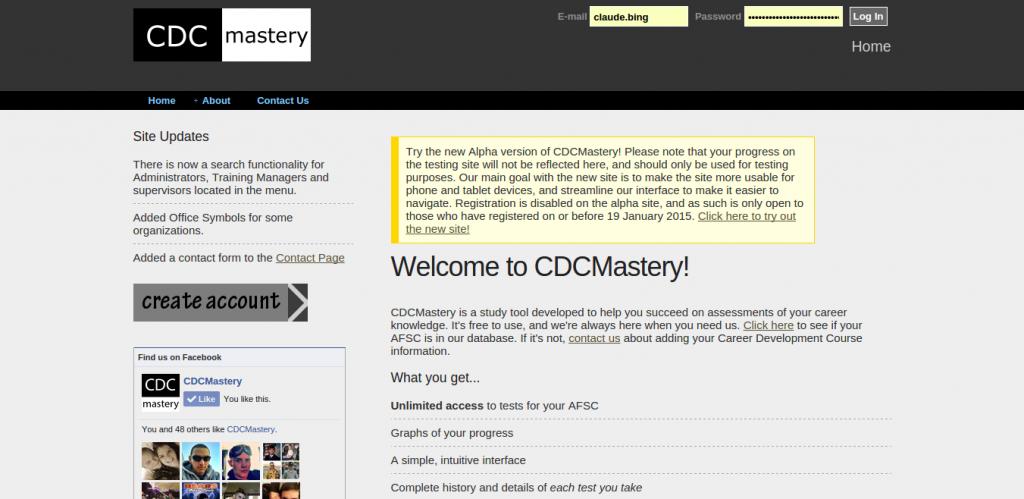 cdcmastery-com